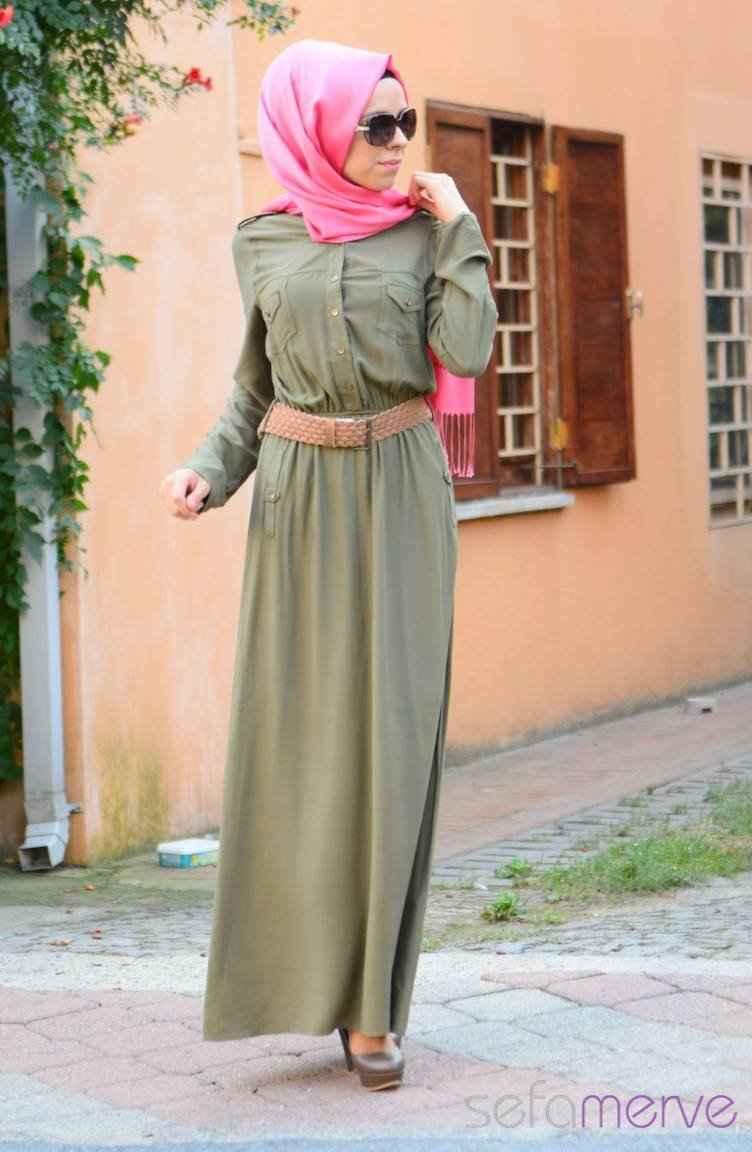 Sefamerve Yazlık Tesettür Kıyafet Modelleri