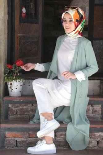 Tesettür Dünyası En Güzel Yazlık Kıyafet Modelleri