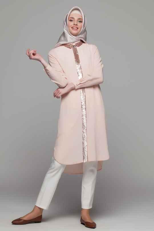 Şık ve Güzel Armine Tunik Modelleri