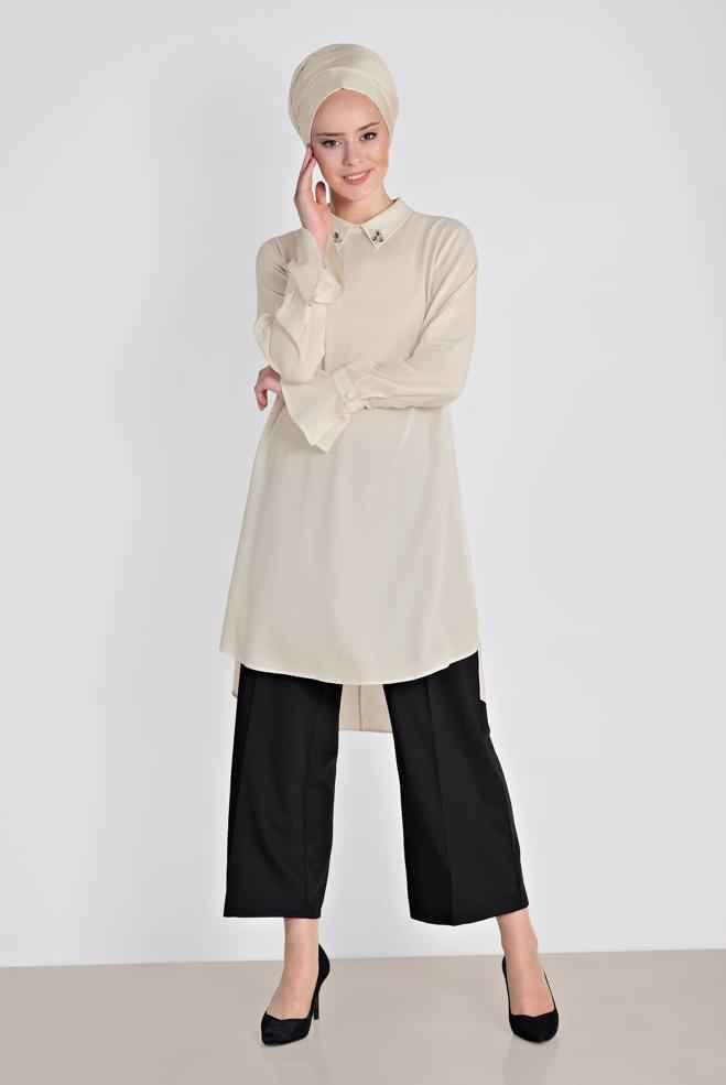 2018-2019 Alvina Tesettür Giyim Kombinleri