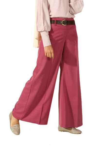 Allday Tesettür Bol Pantolon Modelleri