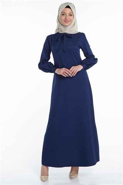 Nassah Tesettür Boydan Elbise Modelleri