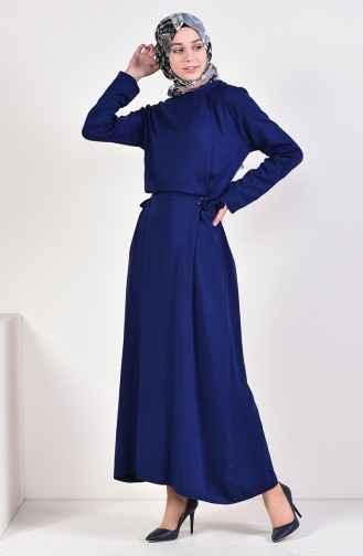 Sefamerve Tesettür Boydan Elbise Modelleri