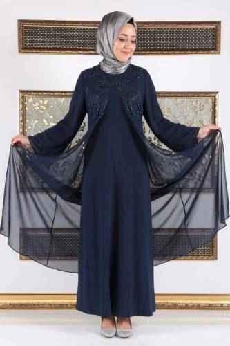 Tesettür Dünyası En Güzel Büyük Beden Kıyafet Modelleri