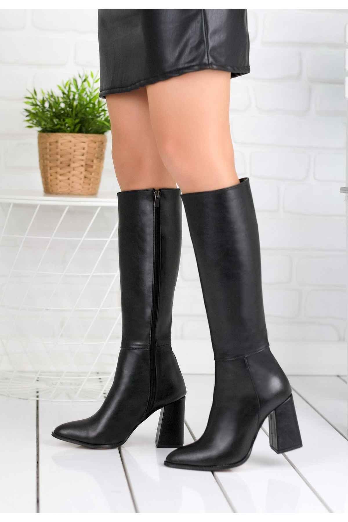 Zalmira Bayan Çizme Modelleri