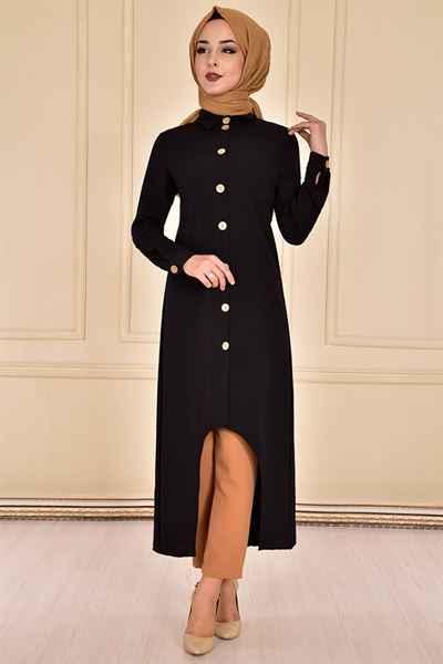 Modamerve En Güzel Tesettür Tunik Modelleri