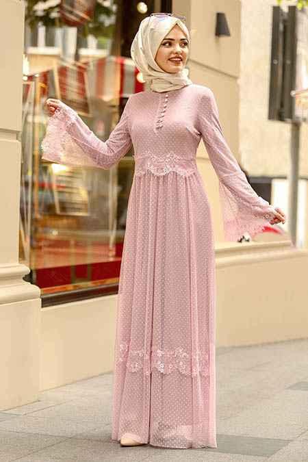 Nayla Collection En Güzel Tesettür Elbise Modelleri