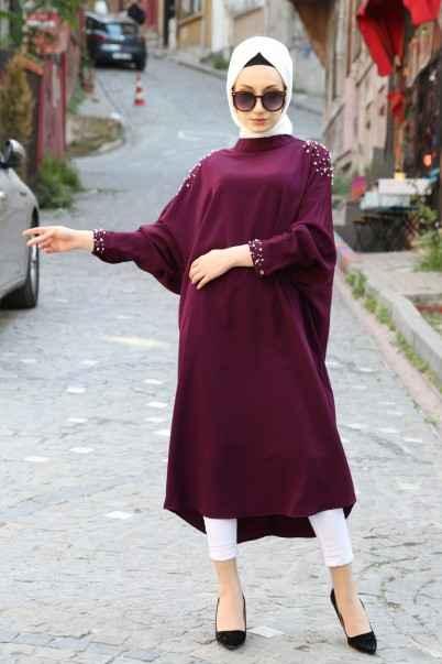 Tekbir Giyim En Güzel Tesettür Tunik Modelleri