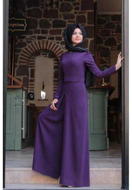 Pınar Şems Tesettür Tulum Modelleri