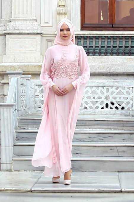 Sedanur Collection En Güzel Tesettür Abiye Elbise Modelleri