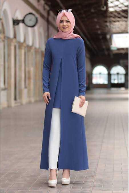 Ahunisa Şık Tunik Pantolon Takım Modelleri