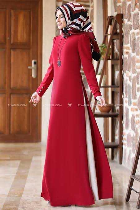Alyadua Özel Gün Tesettür Tunik Modelleri