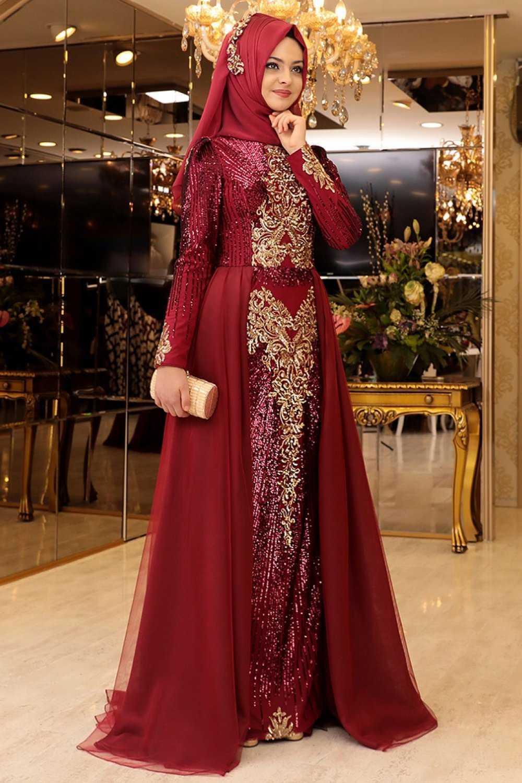 En Güzel Pınar Şems Abiye Elbise Modelleri