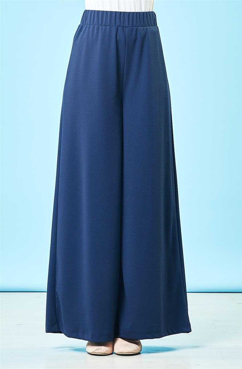 Kayra Bol Paça Tesettür Pantolon Modelleri