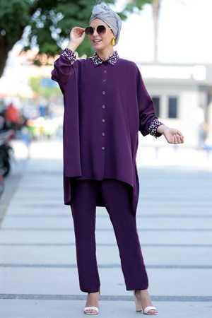Modavina Tunik Pantolon Takım Modelleri