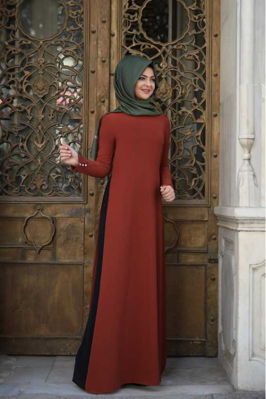 Pınar Şems Özel Gün Tesettür Tunik Modelleri