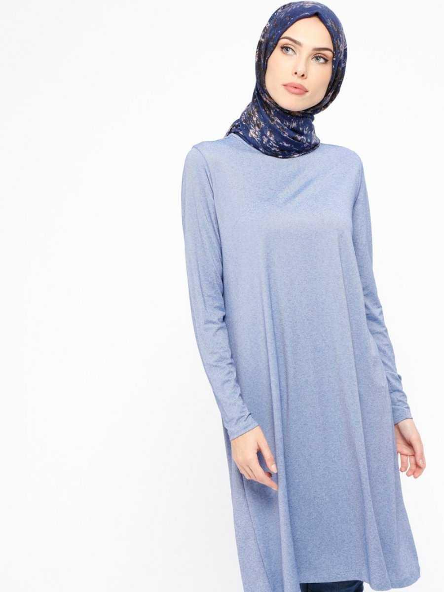 Tavin Mavi Renk Tunik Modelleri