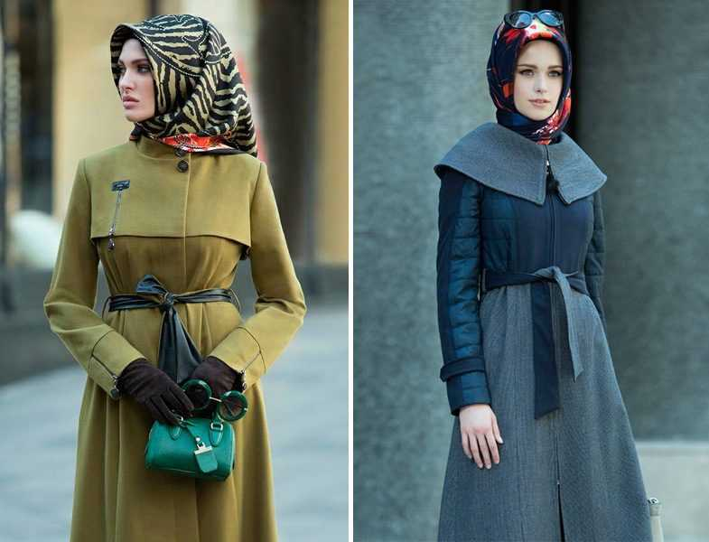 Tekbir Giyim Sonbahar Kış Tesettür Modası