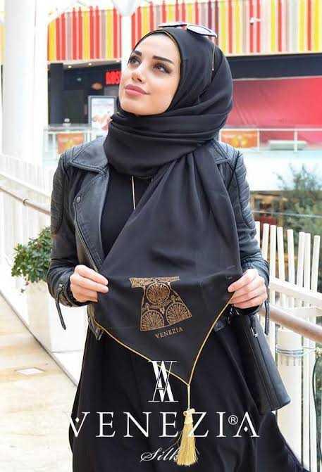 Venezia Silk İpek Şal Modelleri