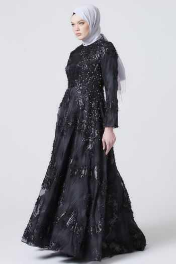 Armine Özel Tesettür Abiye Elbise Modelleri