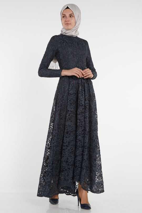 Armine Tesettür Abiye Elbise Modelleri