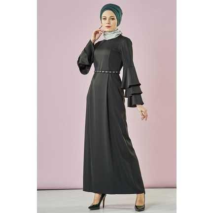Armine Modern Tesettür Abiye Elbise Modelleri