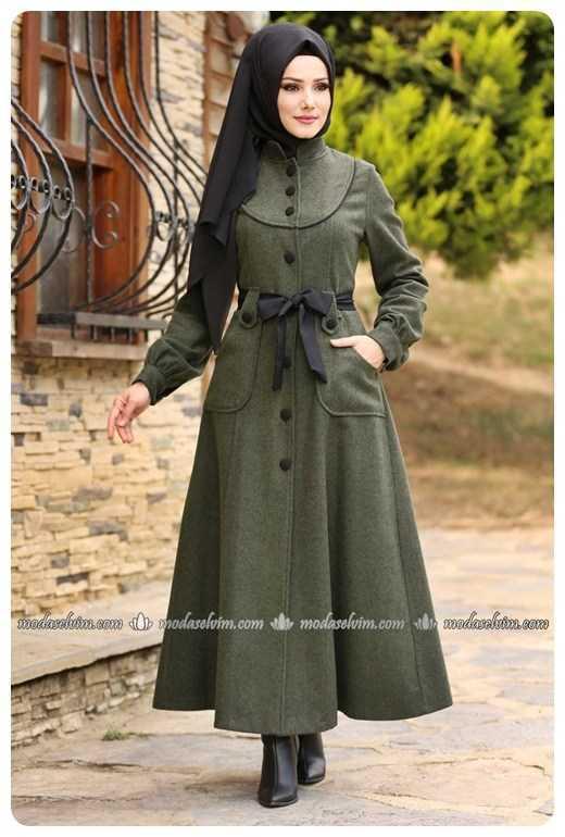 En Özel ModaSelvim Sonbahar Kış Tesettür Kıyafet Modelleri