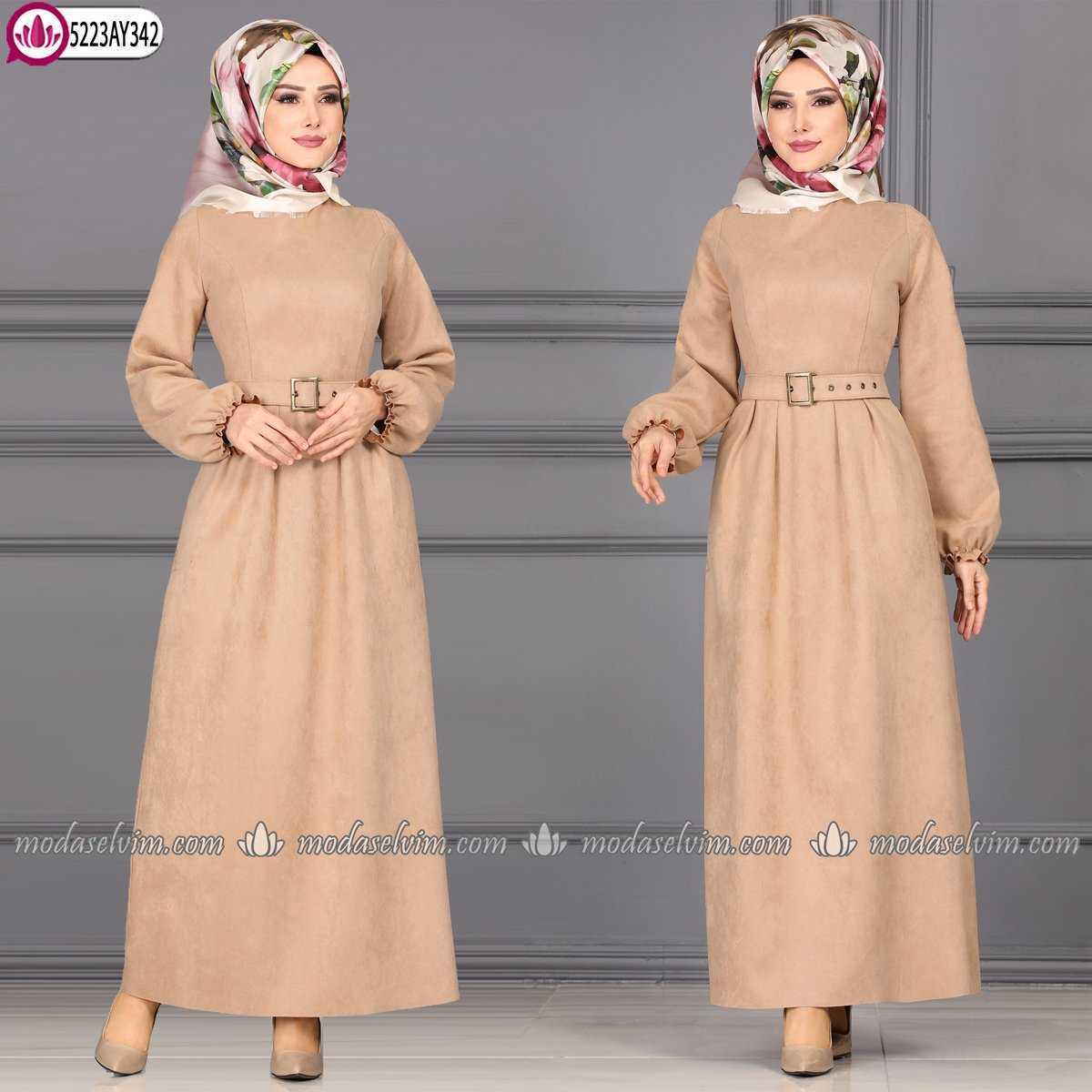 En Şık ModaSelvim Sonbahar Kış Tesettür Kıyafet Modelleri