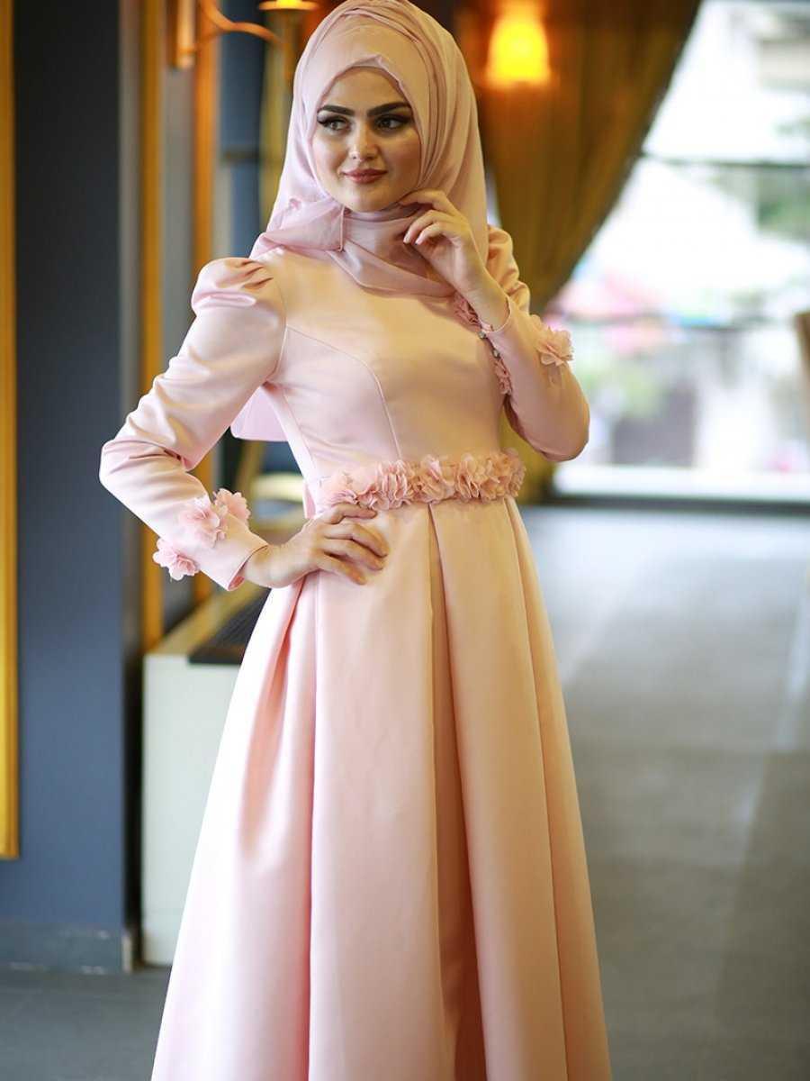 My Dreams Collection Tesettür Prenses Elbise Modelleri