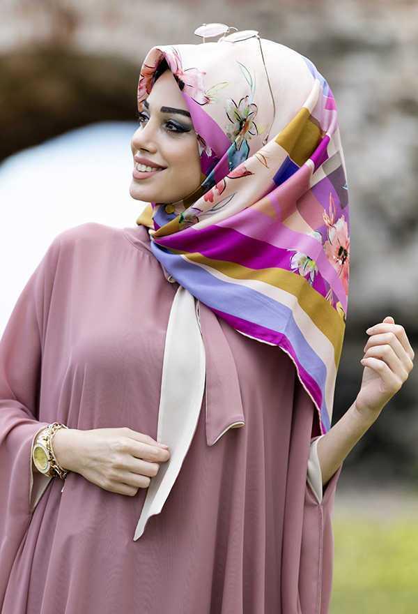Venezia Silk İpek Eşarp Modelleri