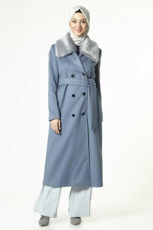 Armine Kürklü Kışlık Manto Modelleri