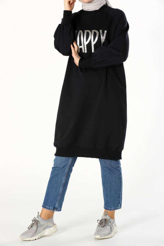 Allday Baskılı Şık Tunik Modelleri