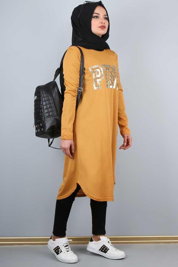 Asil Moda Baskılı Tunik Modelleri