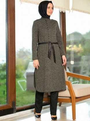 Günlük Kışlık Kıyafet Modelleri
