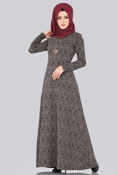 Moda Selvim Günlük Kışlık Elbise Modelleri