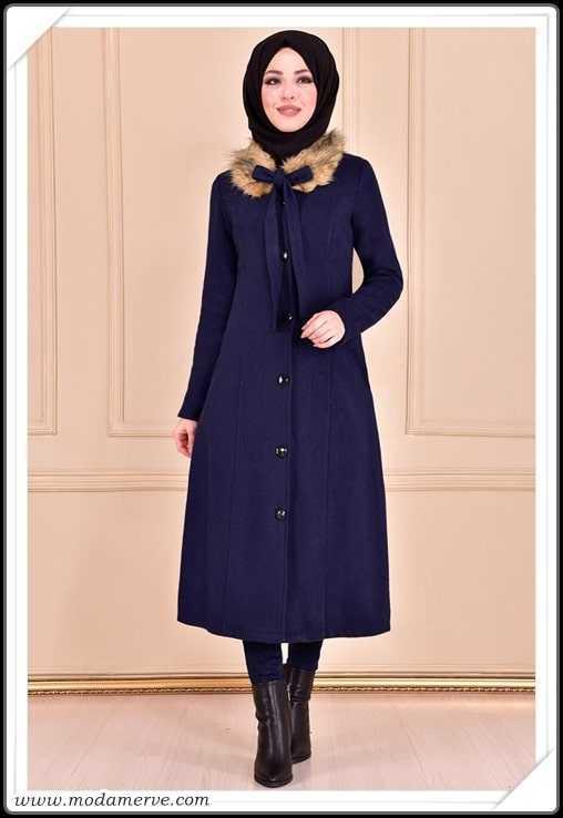 Modamerve Sonbahar Kış Tesettür Modası