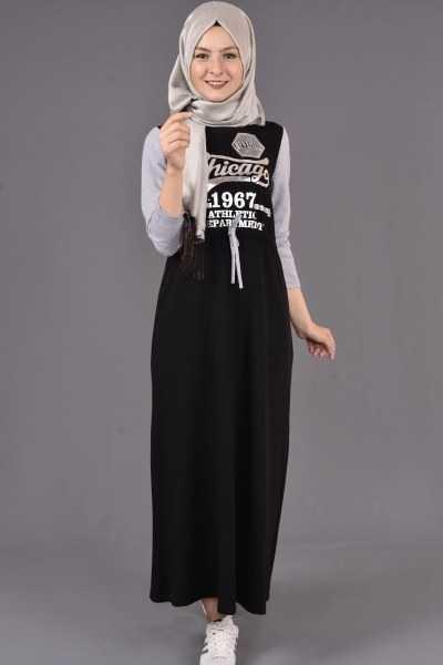 Modamerve Sonbahar Kış Tesettür Tunik Modası