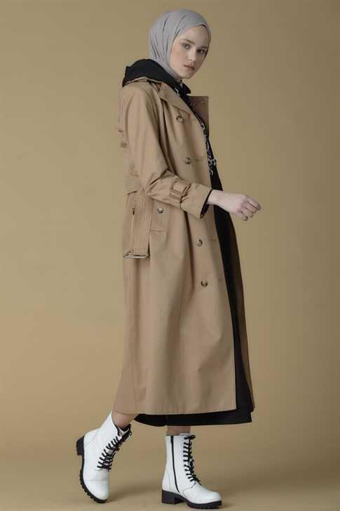 Armine Kışlık Genç Tesettür Kıyafet Modelleri