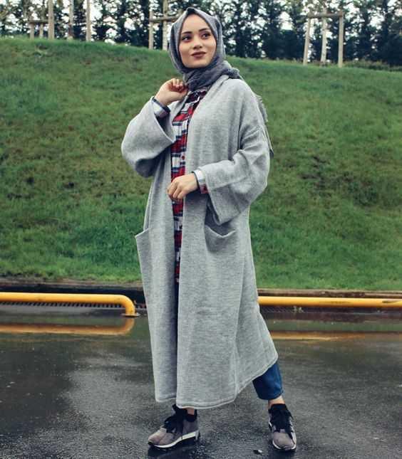 Kışlık Genç Tesettür Spor Kıyafet Modelleri