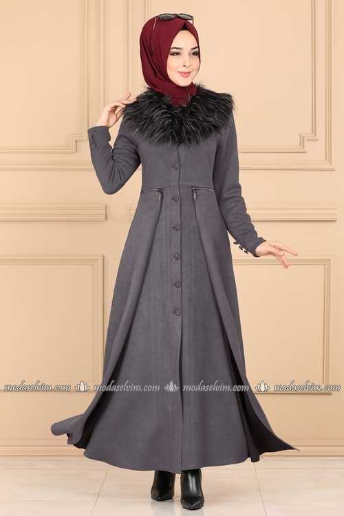 Moda Selvim Kışlık Tesettür Kombinleri