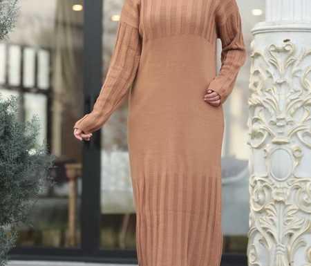 En Güzel 2020 Tesettür Elbise Modası