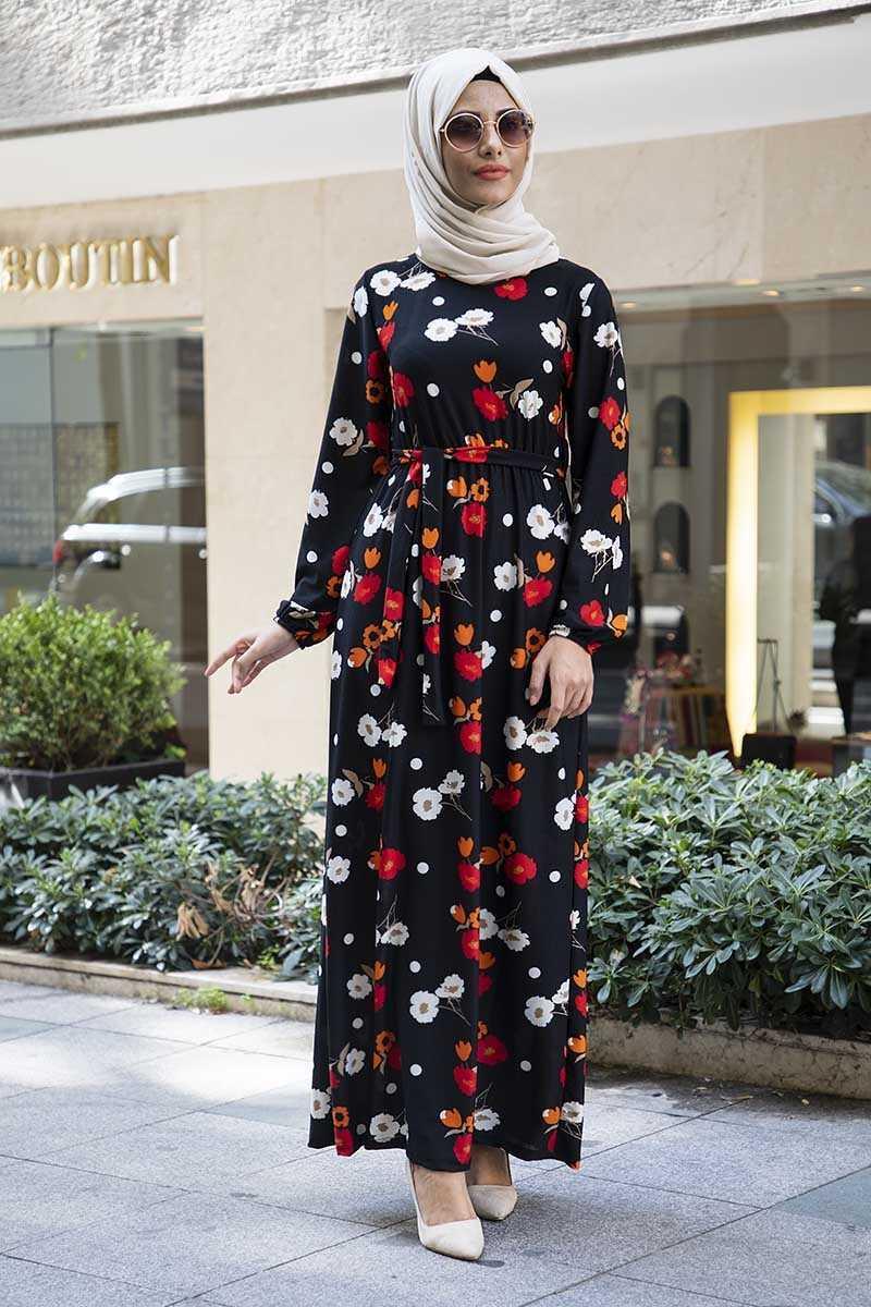 Modanoiva 2020 Tesettür Elbise Modelleri