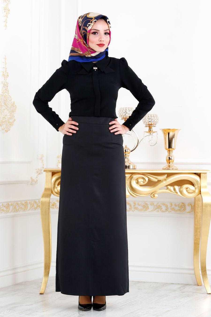 Nayla Collection Günlük Tesettür Bluz Kombinleri