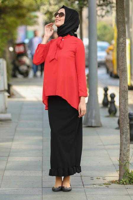Nayla Collection Günlük Tesettür Bluz Modelleri
