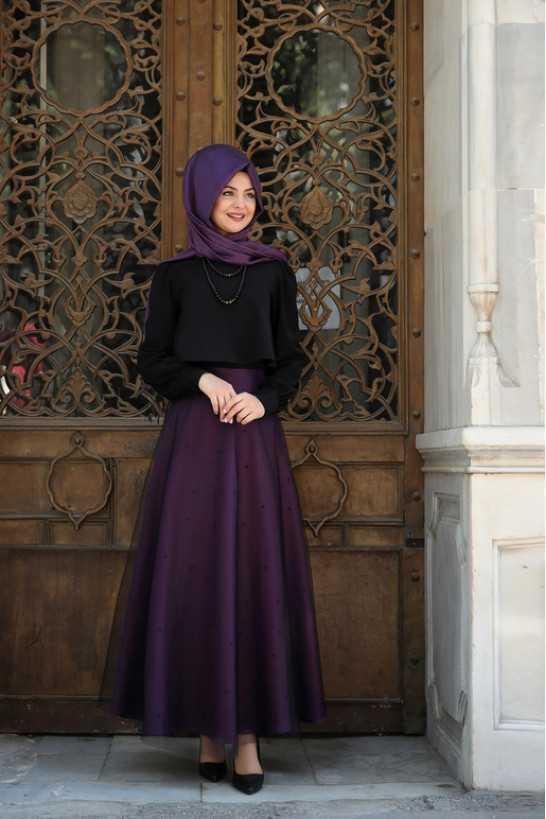 Pınar Şems Tesettür Etek Modelleri