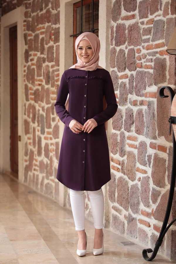 En Özel Al Marah Tesettür Tunik Modelleri
