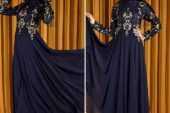 Modahira Tesettür Abiye Elbise Modelleri