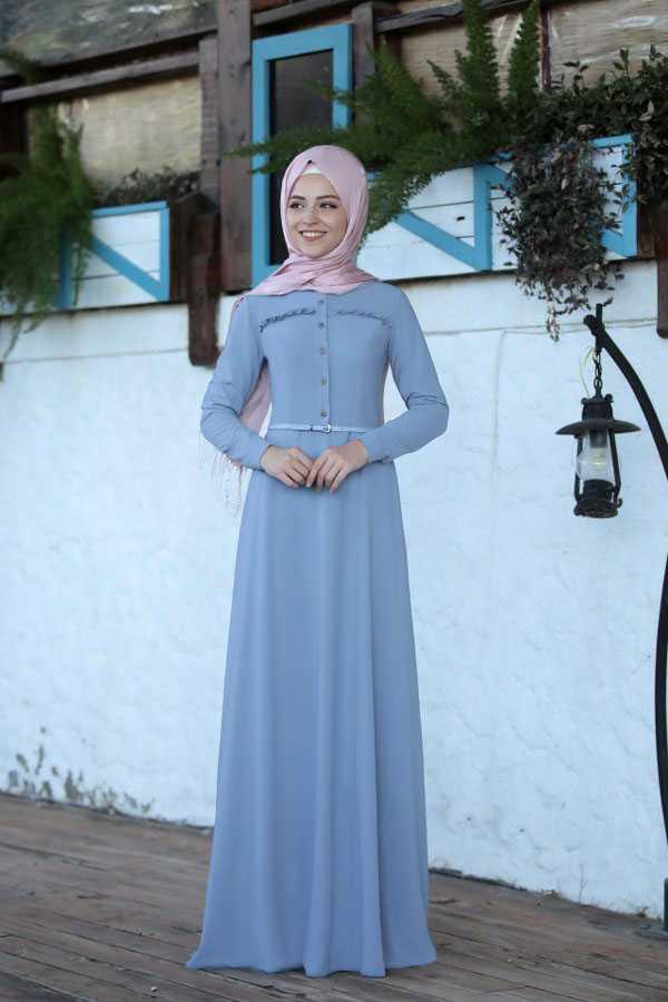 Al Marah Modern Tesettür Elbise Modelleri