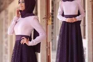 Al Marah Tesettür Elbise Modelleri