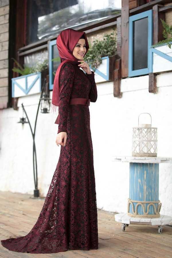 Al Marah Tesettür Derin Elbise Modelleri